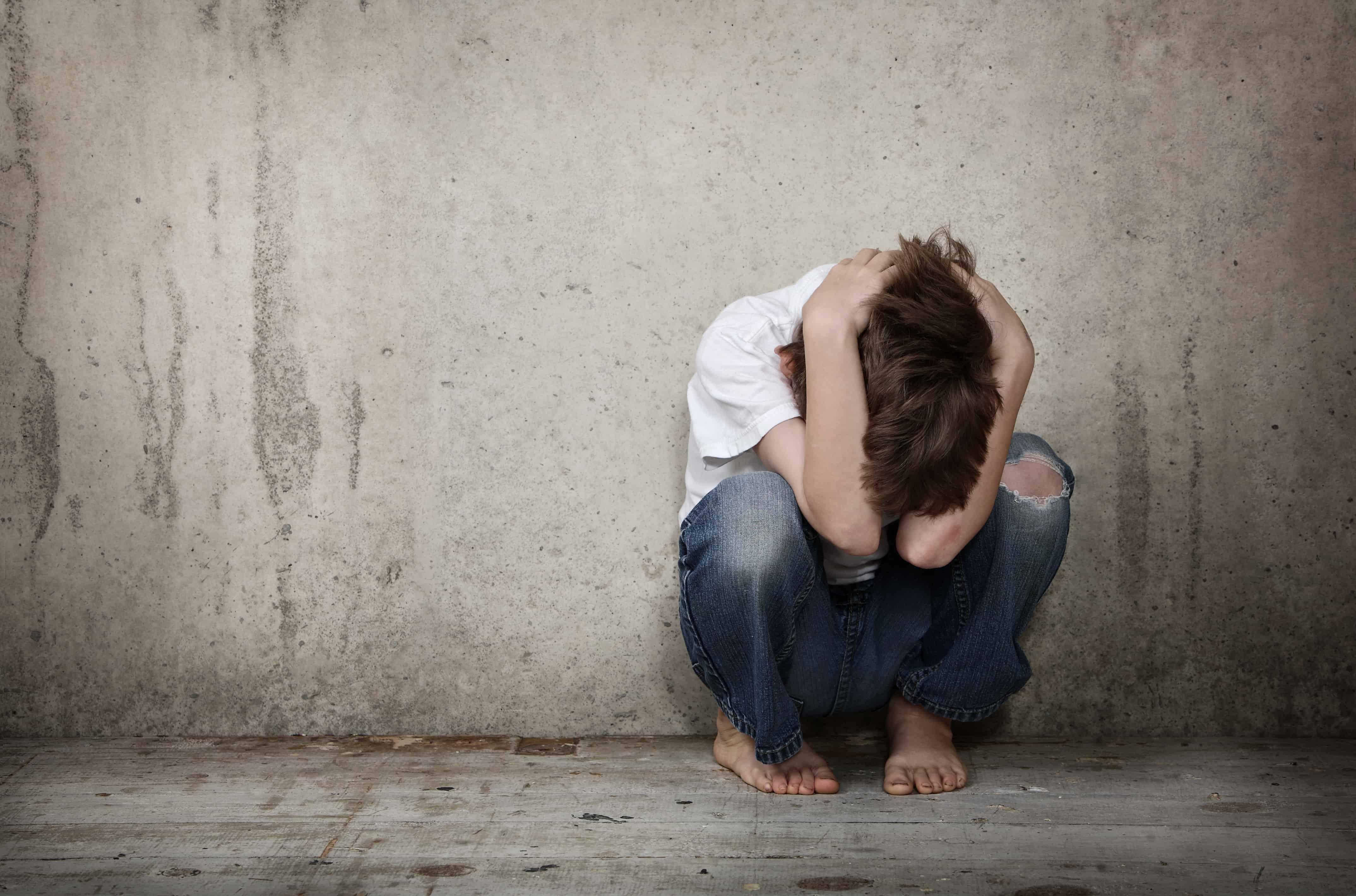 traumele copilariei